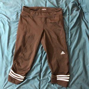 Adidas Crop Leggings